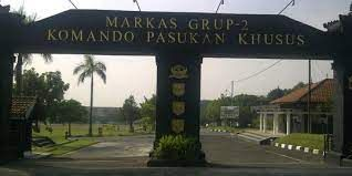 Markas Komando Grup-2 Kandang Menjangan, Kartosuro (dokpri)