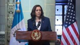 Wapres AS Kamala Harris di Guatemala. Dok: White House