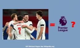Apakah menyukai sebuah timnas karena liganya? Sumber: diolah dari AFP/Michael Regan/via Kompas.com dan Wikipedia.org