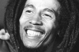 Bob Marley I Gambar : AFP Via Kompas.com