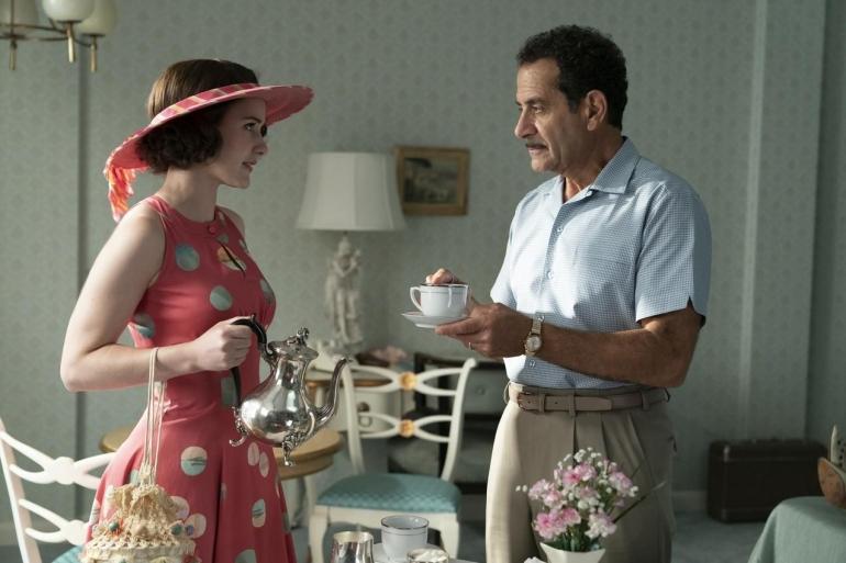 The Marvelous Mrs.Maisel (Sumber : wsj.com)