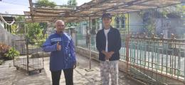 Bersama Pak Fahmi pemilik UD. Berkah Family (dokpri)