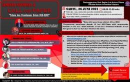 e-poster kegiatan/dok.panitia