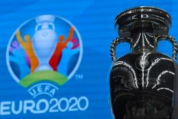 Trophy Piala Eropa 2020 - Sumber : bola.kompas.com