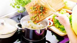Ilustrasi sayuran yang dimasak. (Sumber: Shutterstock via Limone.com )