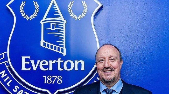 Rafa Benitez, pelatih baru Everton (Tribunnews.com)