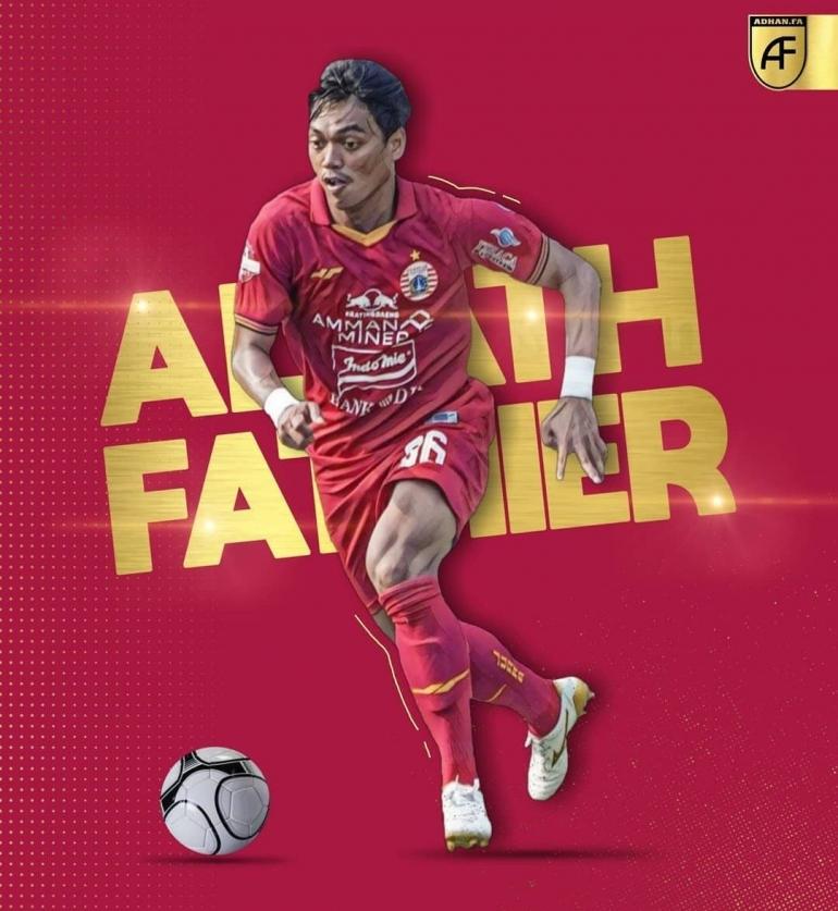 Alfath Fathier. Foto by: instagram senipersija