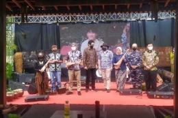 Pembukaan acara Konferensi Internasional Sound of Borobudur. Dok: Kompas