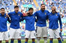 Permainan Azzurri kembali bergairah sejak ditangani Mancini/UEFA.com