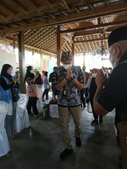 Menparekraf Sandiaga Uno menghadiri konferensi Internasional Sound of Borobudur. Dok: Ang Tek Khun