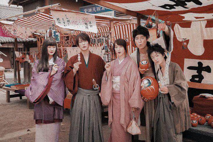 Rurouni Kenshin | dok. Warner Bross Japan