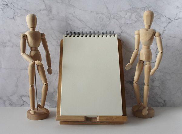 Plagiat karya musuh bersama dalam suatu karya (sumber: pixabay.com/Monfocus)