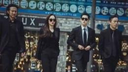 Salah satu adegan dalam Vincenzo, drama Korea ke-6 dengan rating tertinggi dalam sejarah tvN. Foto: Netflix