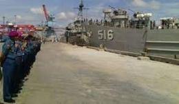 KRI Teluk Bnaten 516, https://maritimeobserver.com