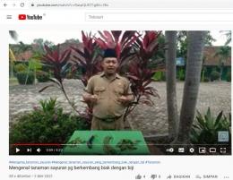 Belajar membuat video pembelajaran (Dokumen Pribadi)