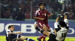 Ilham Jaya Kusuma, top skorer Piala Tiger 2004 (AFP/Hoang Dinh Nam)