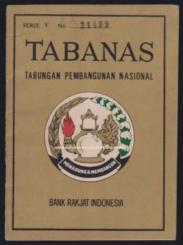 Tabanas dari Bank Rakyat Indonesia. (Sumber: Djaman Dahoeloe/Pinterest)