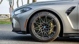BMW G80 M3 dengan Ban OE Michelin Pilot Sport 4 S, bimmerclub.online.com