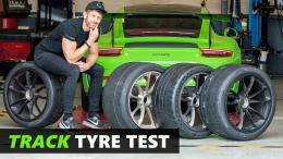 Jonathan Benson dari @tyre_reviews, carthrottle.co.uk