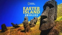 Film dokumenter menyibak misteri punahnya peradaban di Pulau Paskah (sumber: Disney Plus Hotstar/National Geographic)