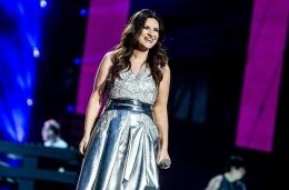 Laura Pausini diva italia yang memiliki suara indah (sumber gambar:Billboard.com)