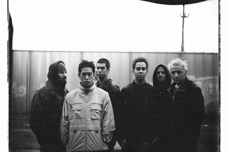 Foto Linkin Park. Sumber: Warner Records via Kompas.com