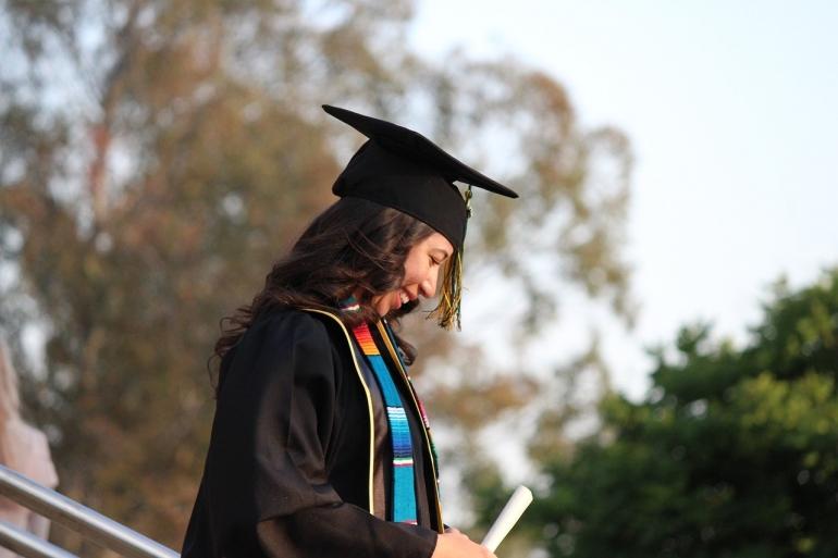 Memperoleh pendidikan IPK tinggi (Sumber: pixabay.com)