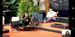 Daring Internasional Conference Sound of Borobudur/dokpri