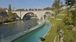 Bear Pit di Bern. Sumber: www.bern.com