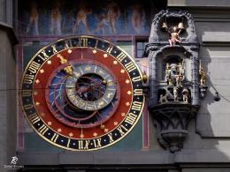 Astronomical Clock - Zytglogge. Sumber: koleksi pribadi