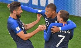 Chemistry di Piala Dunia 2018 ini yang seharusnya masih bertahan di Euro 2020. Sumber: via Express.co.uk