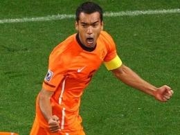 Pemain berdarah Maluku Giovanni van Bronckhorst (goal.com)