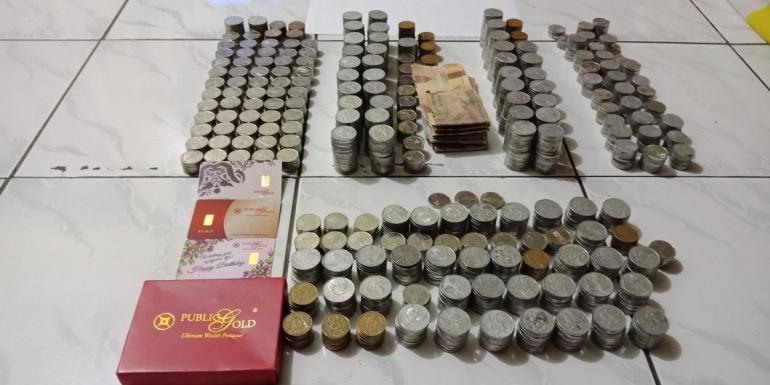 Dari tabungan recehan menjadi emas www.pgg100indonesia.com