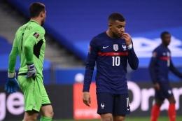 Mbappe makin jadi andalan di Timnas Prancis, termasuk di Euro 2020. Sumber: via Kompas.com