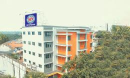 Gedung kampus Universitas BSI Kampus Margonda, di jl. Margonda, Depok. (Dok. BSI)