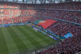 Stadion Puskas Arena (Twiiter @selecaoportugal)