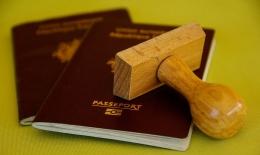 Ilustrasi paspor (Sumber gambar: Pixabay/jackmac34)