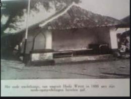 Gardu Jombang Wetan yang dijadikan markas perjuangan Ki Wasid saat penyerbuan tanggal 9 Juli 1888