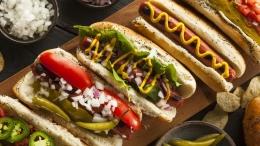 Ilustrasi gambar Hot Dog | tribunnews.com