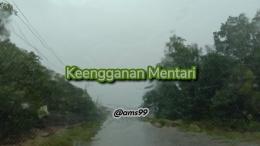 Puisi Keengganan Mentari (dokpri @ams99-By. Text On Photo)