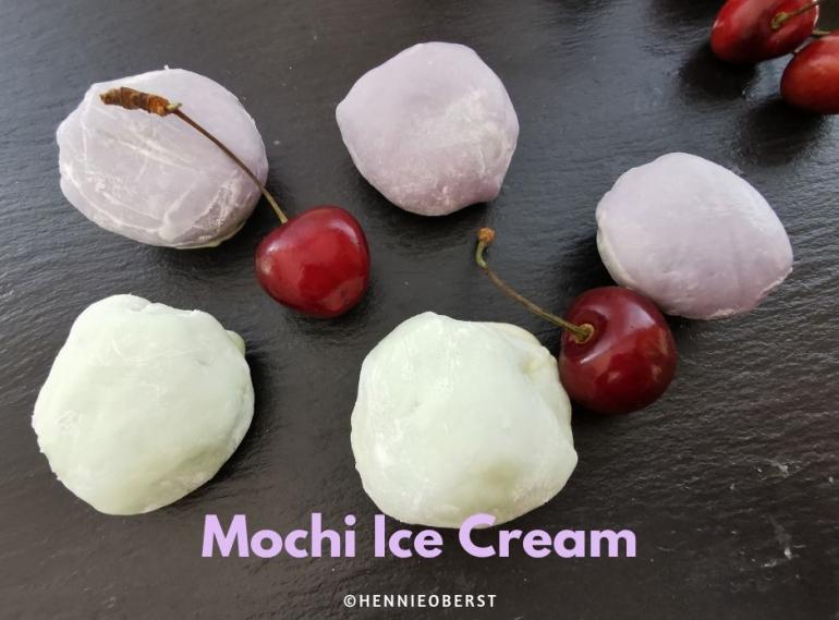 Mochi ice cream, camilan segar saat musim panas | foto: HennieTriana—