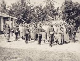 Para Pejuang Geger Cilegon 1888.Foto KITLV.