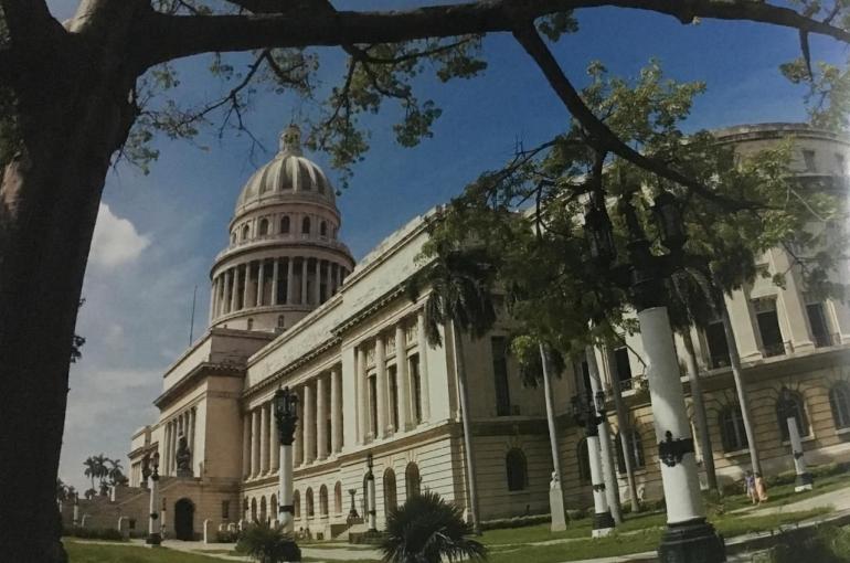 National Capitol Building di Havana dokpri