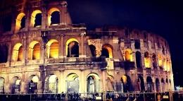 Colloseum Roma. Dokpri