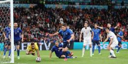 Semifinal EURO 2020 : Italia vs Spanyol (twitter.com/EURO2020)