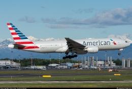 American Airlines, maskapai terbesar di dunia yg juga menyewa sebagian pesawat dari Lessor. Sumber: Marco Papa / www.planespotters.net
