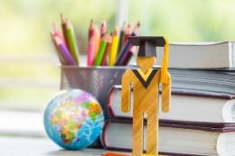 Ilustrasi studi di luar negeri  Sumber: Shutterstock via Kompas.com
