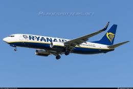 Ryanair, LCC asal Dublin-Irlandia. Sumber: Farkas Tamas / www.planespotters.net