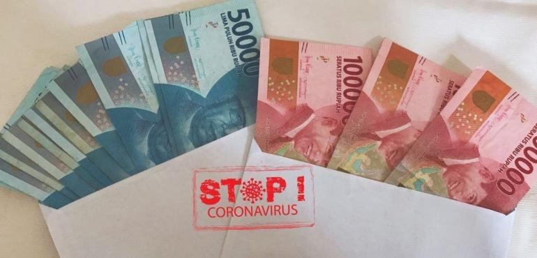 Ilustrasi uang. Foto: Nurlita Purnama