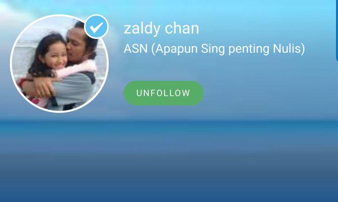 Tangjapan layar halaman muka akun Kompasiana Zaldy Chan